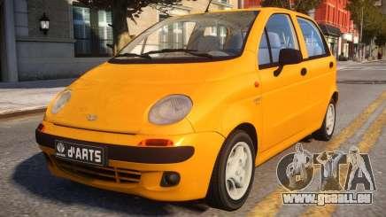 1997 Daewoo dArts Style Concept für GTA 4