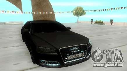 Audi S8L 2015 für GTA San Andreas