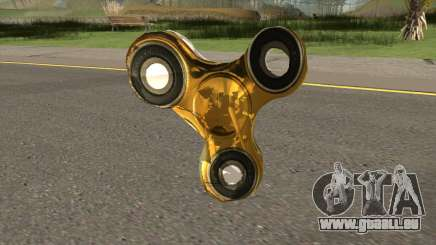 Golden Fidget Spinner für GTA San Andreas