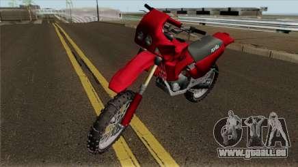 Aprilia Tuareg 125 für GTA San Andreas
