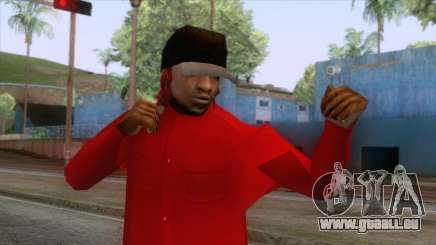 Crips & Bloods Bmydrug Skin pour GTA San Andreas