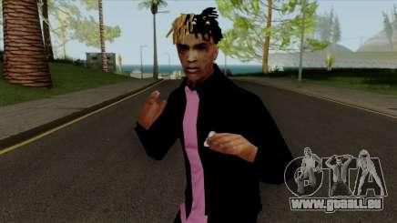 XXXTentacion by Dapo Show für GTA San Andreas