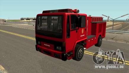 DFT-30 Pompieri pour GTA San Andreas