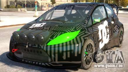 Ford Fiesta Rallycross (DiRT3) V.1.2 für GTA 4