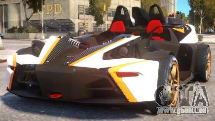 KTM Xbow für GTA 4