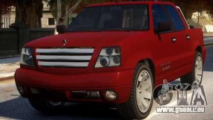Cavalcade FXT to Escalade für GTA 4