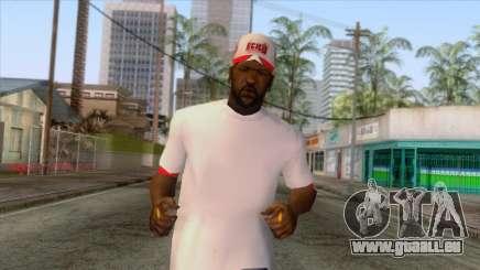 Crips & Bloods Ballas Skin 4 pour GTA San Andreas