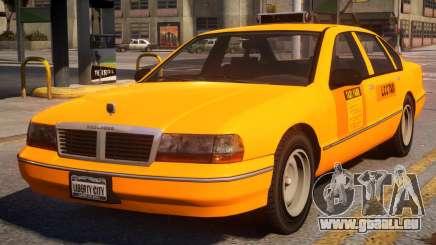 Declasse Premier Taxi V1.1 pour GTA 4