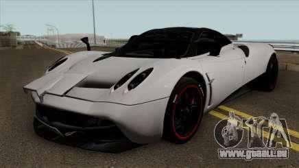 Pagani Huayra SPBG 1.2 V4 pour GTA San Andreas