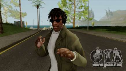 Chief Keef Dreads pour GTA San Andreas