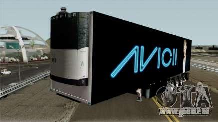 Remolque Avicii pour GTA San Andreas