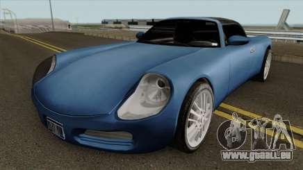 Stinger HD für GTA San Andreas