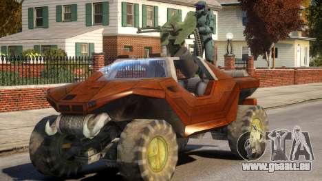 Halo 2 Warthoge EPM pour GTA 4