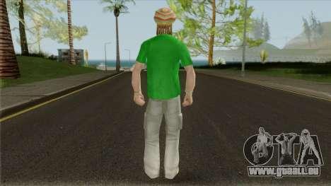 Veteran Child From SR2 für GTA San Andreas