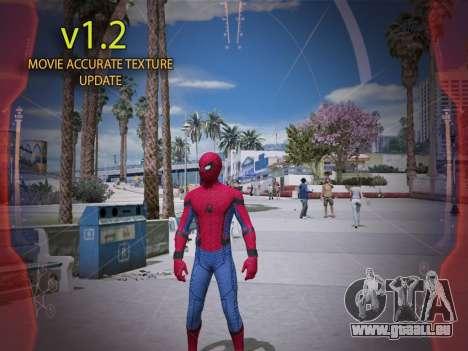 GTA 5 Tony Stark Multi-Million Dollar Suit troisième capture d'écran