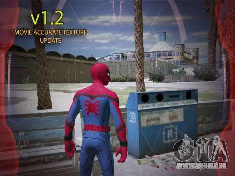 GTA 5 Tony Stark Multi-Million Dollar Suit deuxième capture d'écran