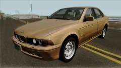 BMW 5-Series e39 525i 2001 (US-Spec) für GTA San Andreas