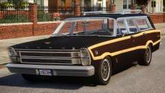 Ford Country Squire - v1.2 für GTA 4