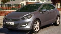 Hyundai i30 Civ für GTA 4