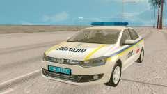 Volkswagen Polo (Ukraine) für GTA San Andreas
