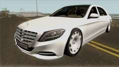 Mercedes-Benz Maybach X222 pour GTA San Andreas