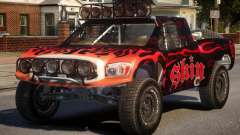 Dodge Ram Trophy Truck (DiRT2) für GTA 4