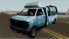 Brute Tour Bus GTA V pour GTA San Andreas