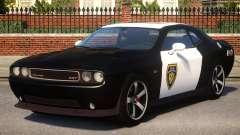 Dodge Challenger SRT8 Police