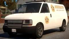 Los Santos Police Speedo Transporter [ELS]