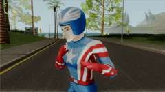 Captain Coulson From Avengers Academy pour GTA San Andreas