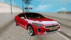 Kia Stinger pour GTA San Andreas
