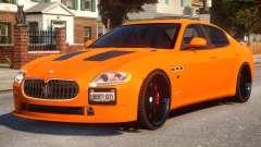 Maserati Quattroporte Sport GTS Tuned