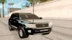 Toyota Land Cruiser 200 DARK für GTA San Andreas