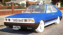 Volkswagen Passat Pointer GTS 1.8 1988 für GTA 4