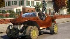 Halo 2 Warthoge EPM für GTA 4