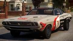 Dodge Challenger 1971 PJ9