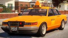 Taxi New York City pour GTA 4