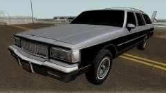 Chevrolet Caprice Hearse 1989