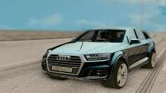 Audi Q7 3.0 TDI Quattro 2016 für GTA San Andreas