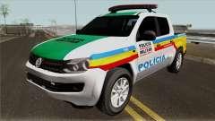 Volkswagen Amarok PMMG IVF für GTA San Andreas