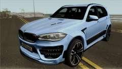 BMW X5M Regendage pour GTA San Andreas