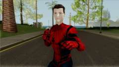 Spider-Man Homecoming Tom Holland Unmasked pour GTA San Andreas