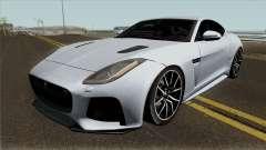 Jaguar F-Type SVR pour GTA San Andreas