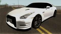 Nissan GT-R R35 2015 pour GTA San Andreas
