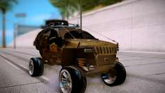 Jeep Grand Cheroke Off Road LPcars pour GTA San Andreas