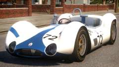 Maserati Tipo 60 Birdcage V.1 pour GTA 4