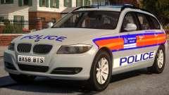 Metropolitan BMW 3 Series Galaxy Version pour GTA 4