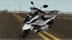New Jupiter MX STD pour GTA San Andreas
