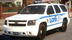 Homeland Security Chevrolet LC pour GTA 4