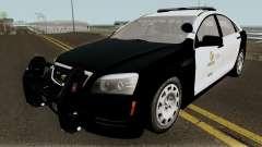 Chevrolet Caprice LAPD 2013
